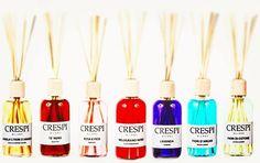 Un arcobaleno di fragranze fresche e vivaci by Crespi.
