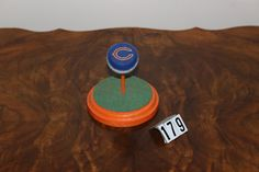 Bear's Logo Golfball by NCProductsLLC on Etsy