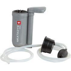 Katadyn Hiker Water Microfilter | Backcountry.com