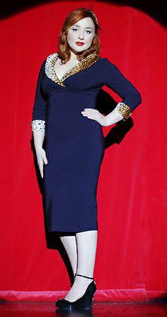 Dollydagger Greta Leopard Collar Dress Caccia Alle Uova bc1a8ce6bd0