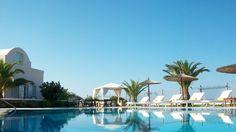 Pantheon Villas Pool lounge