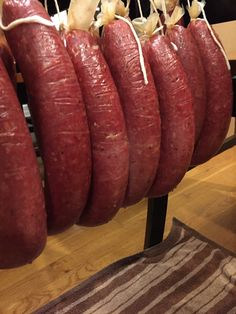 Homemade Ring Bologna 14 hours total - 1:1.1 Beef/Pork. [x-post] #TTDD