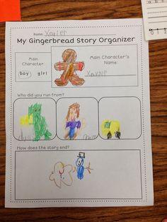 A Spoonful of Learning: Gingerbread Man! Fairy Tale Activities, Eyfs Activities, Nursery Activities, Gingerbread Man Story, Gingerbread Man Activities, Traditional Tales, Traditional Stories, Talk 4 Writing, Kindergarten Themes