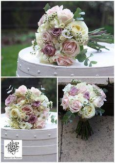 Packington Moor Wedding Flowers {Candelabra