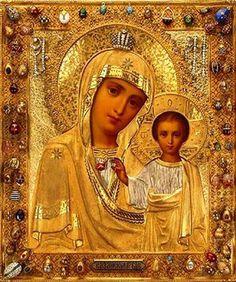 <<4 ноября - празднование Казанской иконы Божией Матери>>