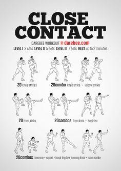 Close Contact Workout                                                                                                                                                                                 More