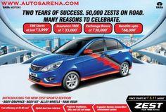 Recap - Tata Zest Sportz Edition launched to celebrate milestone