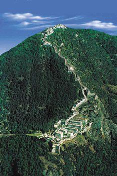 Fortezza di Fenestrelle, Val Chisone, Italy