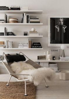 Home Design, Home Interior Design, Interior Architecture, Interior Ideas, The Loft, Minimalism Living, Home And Deco, Minimalist Decor, Cozy House