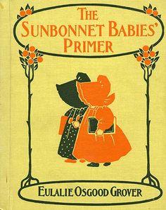 Sunbonnet Sue. Love this