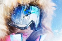 #winter #sports #ski #CG #image #iclickart #photo