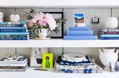 """""""Eu quero uma casa sofisticada, mas também convidativa. Quero que as pessoas se sintam confortáveis."""" Michelle Adams Ela fundou a rev..."""