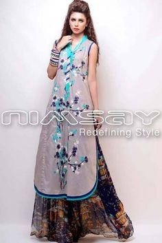 Women's Eid ul Adha Fall Winter Collection 2013 By Nimsay6
