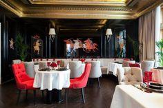 dr. Zhivago restaurant, Moscow – Russia » Retail Design Blog
