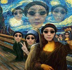25 Super ideas for memes bts taehyung Foto Bts, Bts Photo, Memes Br, New Memes, Bts Meme Faces, Funny Faces, Bts Taehyung, Funny Cat Pictures, Reaction Pictures