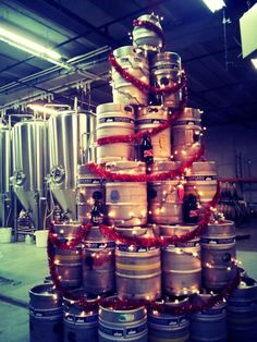 Merry Christmas -Brewery style