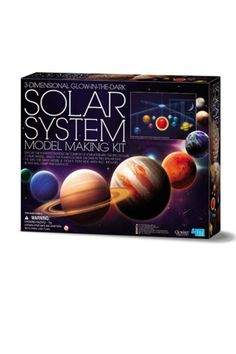 Toy Smith Solar System Kit