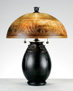 32 Best Craftsman lamp images | Lamp, Craftsman lamps, Table
