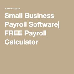 13 best payroll images on pinterest ontario small business