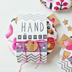 Handwärmer DIY schnell genäht und ein wunderschönes Geschenk