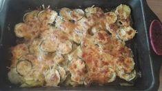 Zucchini-Kartoffel-Auflauf mit Knoblauch 1