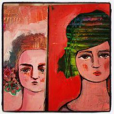 Paintings by melissa averinos . instagram.com/melissaaverinos