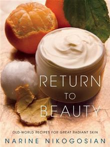 Natural Skin Care  ....  A book full of natural skin care regimens from inexpensive ingredients at home? Count me in!