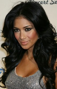 41 Best Dark Hair Tan Skin Make Up Images Colorful Hair Hair