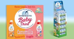 San Benedetto Baby on Packaging of the World - Creative Package Design Gallery