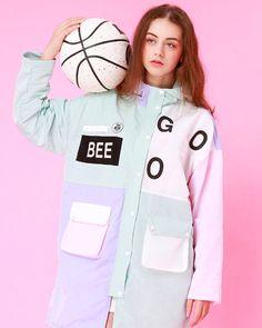 Bee Pastel Jacket
