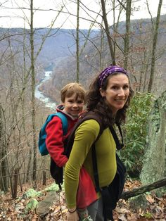f998e9e049a Love how  cragmama uses the Boba 4G baby carrier for her toddler on hikes!