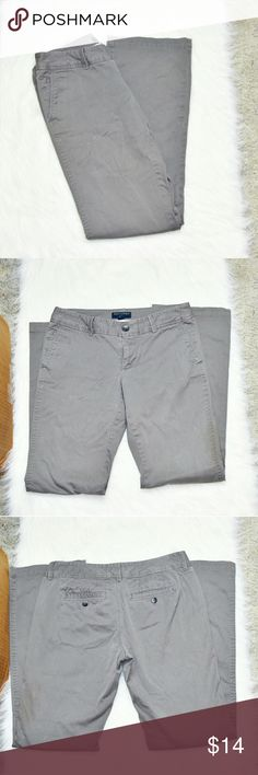 Banana Republic Ryan Fit Grey Pants In excellent condition! Very comfortable, stretchy, and flattering! Buy 3 items and get 1 free plus 15% off your purchase total! Banana Republic Pants Boot Cut & Flare