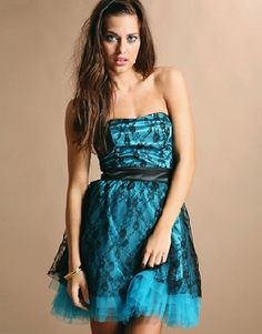 prom dress it Dressy Dresses, Cheap Dresses, Cute Dresses, Beautiful Dresses, Lace Homecoming Dresses, Strapless Dress Formal, Promotion Dresses, Prom Dance, Spiritus