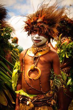 Mt Hagen Show, Papua, New Guinea