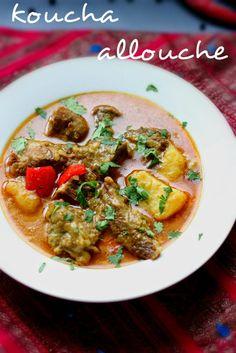 Mangez tunisien: au four