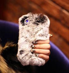 Luxury Fur Case ☆❤☆
