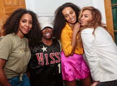 Beyonc� Has Star-Studded Fourth of July Celebration in New Orleans With Sister Solange, Kelly Rowland