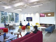 Cool offices: LinkedIn headquarters by AP+I Design in Sunnyvale, USA