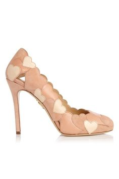 "Charlotte Olympia ""love me"" shoes"