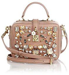 #Embellished Dolce & Gabbana Bag #luxury