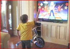 Britney Spears son Sean Preston dancing...