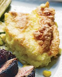 Corn Pudding Recipe on Food & Wine