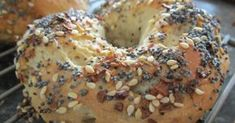 gluten free everything bagel recipe