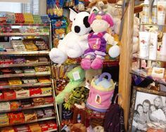 Whether your Gift Shop In Vancouver is located in a Hospital or a Shopping Mall you should have the most excellent display racks for showcasing your goods.