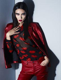 Antidote Magazine - Cuneyt Akeroglu  - 2014 www.lisaeldridge.com #Lisaeldridge #makeup #beauty