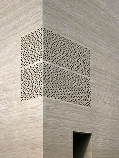 Simplicity.   Kolumba Museum, Cologne        architect: Peter Zumthor