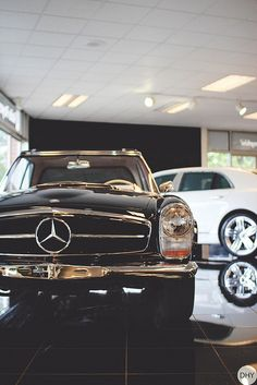 Mercedes 230SL by DHY Photography   Queued