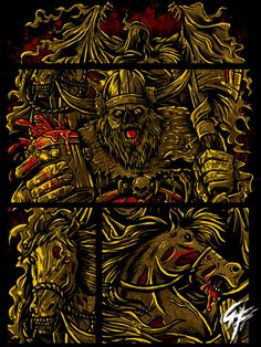 avengeXfalsegraveyard by gefiction on deviantART