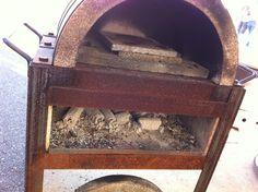 移動式ピザ窯手作り メモ