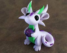 Lavender Scrap Dragon